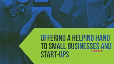 Photo of A helping hand for the start-ups