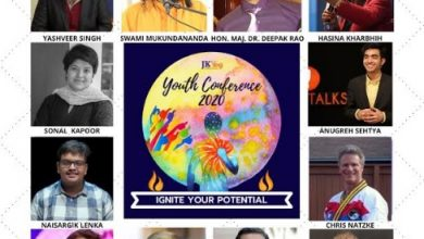 Photo of JKYog's Biggest Global Virtual Youth Event Conference to be Held on July 25-26