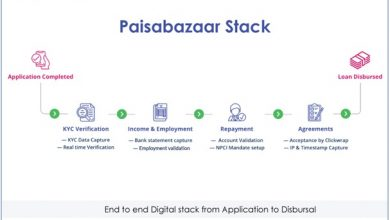 Photo of Paisabazaar.com Launches 'Paisabazaar Stack' – To Offer Completely Digital Lending Solutions
