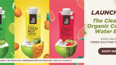 Photo of Phalada Pure and Sure launches Organic Coconut Water beverage