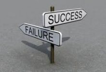 Photo of Being an entrepreneur is about learning to fail