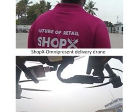 Photo of ShopX – Omnipresent get government approval to Start eCom Drone Delivery Trials