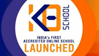 Photo of India's First Accredited Online School 'K8' Launched