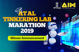 Photo of Atal Innovation Mission declares results of the ATL Tinkering Marathon 2019