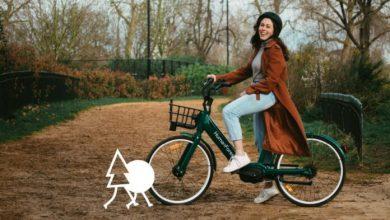 Photo of HumanForest, a 'free' shared e-bike, raises €2 million